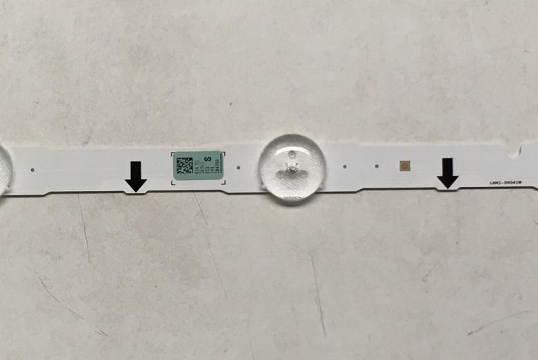Samsung BN96-30428A 5-LED Strip