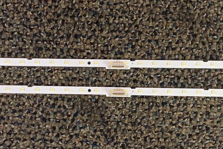 Samsung BN96-45635A Edge Lit LED Backlight Strips/Bars (2)
