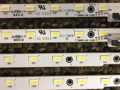 58L7350u LED Strips (4) E117098 V580H1-LS6-TLEM3 V580H1-LS6-TREM3
