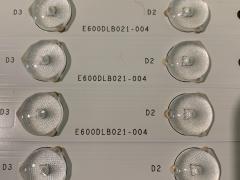 Vizio E600DLB021-004 LED Backlight Strips P602UI-B3 (16 strips)
