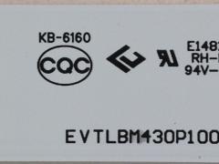 EVTLBM430P1001-AJ-2S
