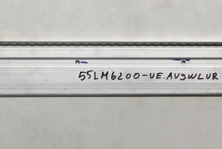 6916L0781A LED Strip With Heat Sink