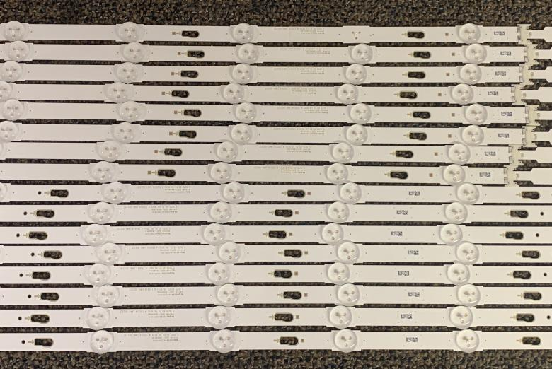 Samsung BN96-39665A/BN96-39666A LED Backlight Strips (16)