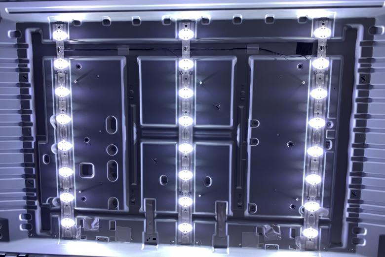 LG EAV63992901 SSC TRIDENT 55UK63 LED Backlight Strips (3)